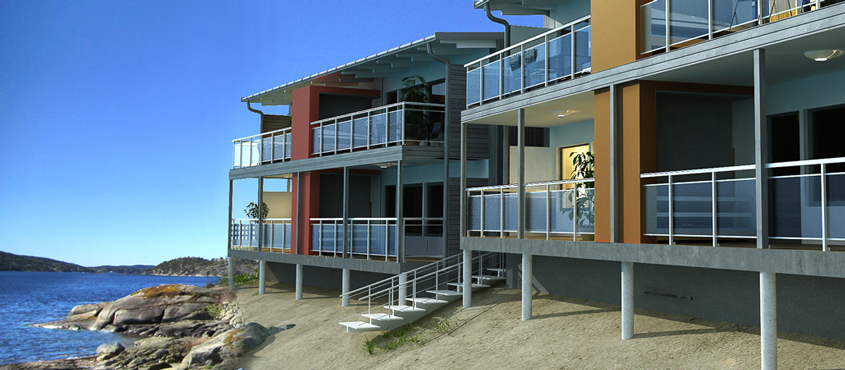 Orust Marina - Havsnära boende