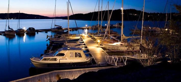 Orust marina Yacht Club - OMYC